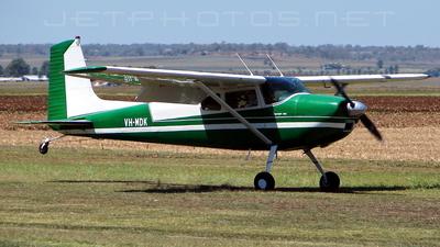 A picture of VHMDK - Beech 58 Baron - [TH1853] - © DaveWilson