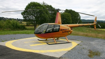 LN-OAI - Robinson R44 Clipper - MidtNorsk Helikopter