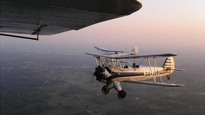 OO-JKT - Focke-Wulf Fw44J Stieglitz - Private
