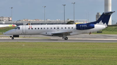 F-GYPE - Embraer ERJ-135LR - Hex'Air