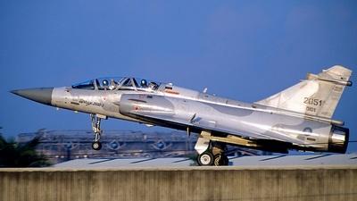 2051 - Dassault Mirage 2000-5 - Taiwan - Air Force