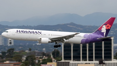 N589HA - Boeing 767-33A(ER) - Hawaiian Airlines