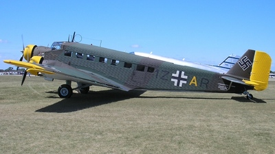 N352JU - CASA 352L - Commemorative Air Force