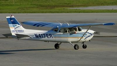 N417ER - Cessna 172S Skyhawk SP - Embry-Riddle Aeronautical University (ERAU)