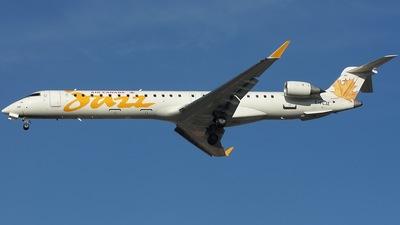 C-FLJZ - Bombardier CRJ-705LR - Air Canada Jazz