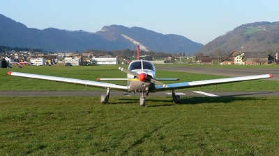 HB-PPY - Piper PA-28-181 Archer III - Flugschule Grenchen