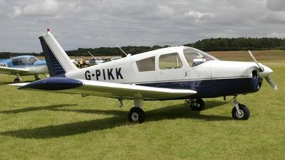 A picture of GPIKK - Piper PA28140 - [2822932] - © BRIAN NICHOLAS