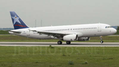 D-AVVX - Airbus A320-233 - LAN Airlines