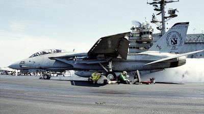162927 - Grumman F-14B Tomcat - United States - US Navy (USN)