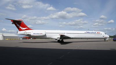OE-LMH - McDonnell Douglas MD-83 - Meelad Air