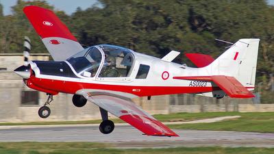 AS0023 - Scottish Aviation Bulldog T.1 - Malta - Armed Forces