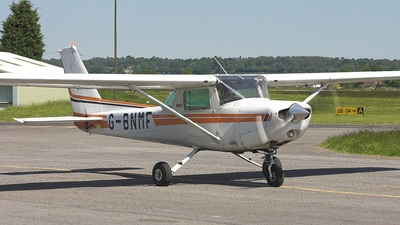 A picture of GBNMF - Cessna 152 -  - © Dan Knight