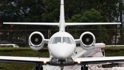 A picture of N83SD - Cessna 680 Citation Sovereign - [6800106] - © Tomás Cubero Maingot - SJO Spotter