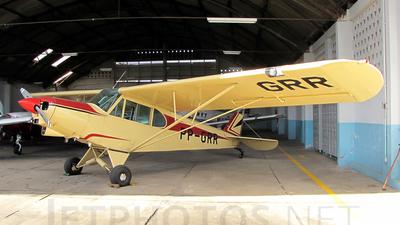 PP-GRR - Neiva P-56C Paulistinha - Private