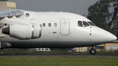 D-AWDL - British Aerospace BAe 146-100 - Scandinavian Airlines (WDL Aviation)