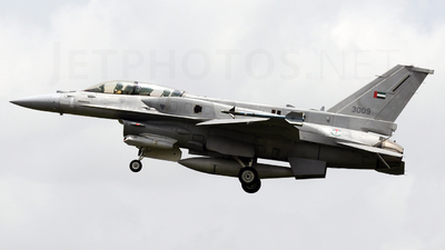 3009 - Lockheed Martin F-16F Desert Falcon - United Arab Emirates - Air Force