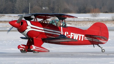 C-FWTT - Pitts S-1 Special - Private