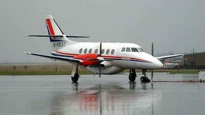 G-OEST - British Aerospace Jetstream 32 - Eastern Airways
