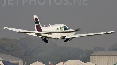 LV-MJJ - Piper PA-28R-201T Turbo Arrow III - Private