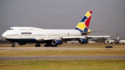 VH-NLH - Boeing 747-436 - Qantas