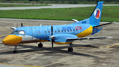 HS-HPI - Saab 340B - Happy Air Travellers