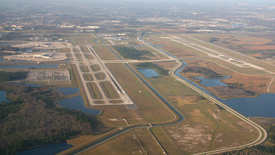 KMCO - Airport - Airport Overview