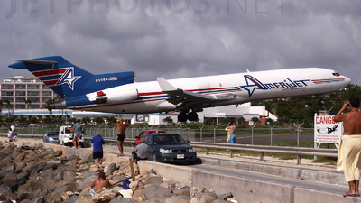 N598AJ - Boeing 727-212(Adv)(F) - Amerijet International