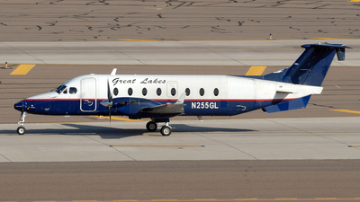 N255GL - Beech 1900D - Great Lakes Airlines