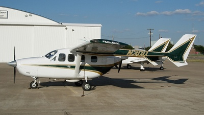 N300 - Cessna T337G Super Skymaster - Private