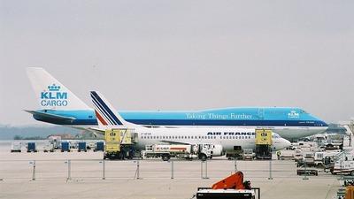 PH-BUH - Boeing 747-206B(SF)(SUD) - KLM Cargo