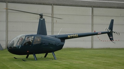 A picture of N72SL - Robinson R44 - [1394] - © Kristof Vandermoere