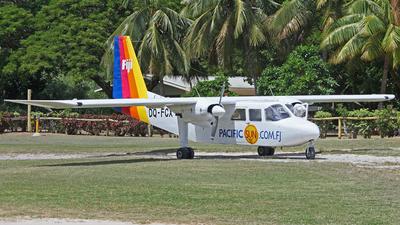 DQ-FCX - Britten-Norman BN-2A-27 Islander - Sun Air