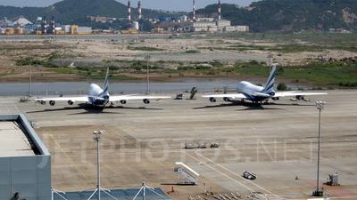 VMMC - Airport - Ramp