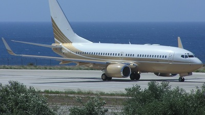 P4-GJC - Boeing 737-7CG(BBJ) - GKW Aviation
