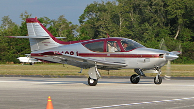 N1408J - Rockwell Commander 112A - Private