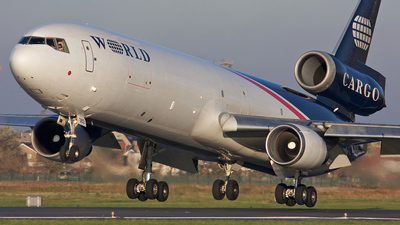 N382WA - McDonnell Douglas MD-11(F) - World Airways Cargo