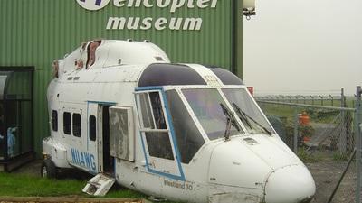 N114WG - Westland WG-30 Series 200 - Pan Am