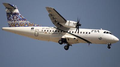 AP-BHO - ATR 42-512 - Pakistan International Airlines (PIA)