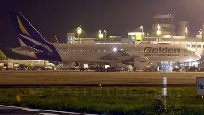 TC-GLA - Boeing 757-2Q8 - Golden International Airlines