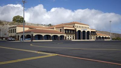 GCGM - Airport - Terminal
