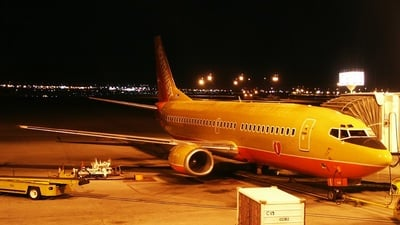 N349WN - Boeing 737-3H4 - Southwest Airlines