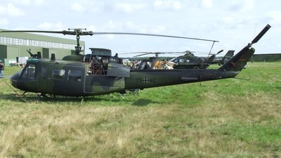 73-42 - Bell UH-1D Iroquois - Germany - Army