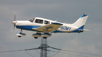 A picture of GBOMY - Piper PA28161 - [288216049] - © Andrew Simpson