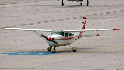 OE-DER - Cessna P206B Super Skylane - Private