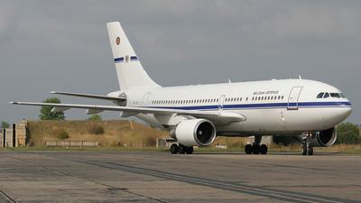 CA-02 - Airbus A310-222 - Belgium - Air Force