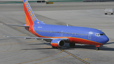N686SW - Boeing 737-317 - Southwest Airlines