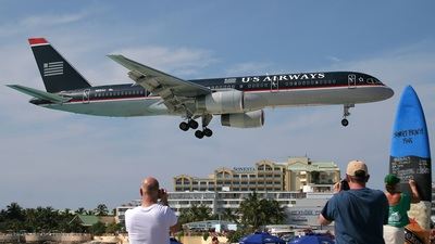 N612AU - Boeing 757-2B7 - US Airways