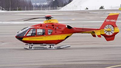 OH-HMU - Eurocopter EC 135P2 - Skärgårdshavets Helikoptertjänst (SHT)