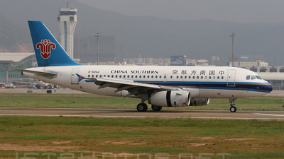 B-6042 - Airbus A319-132 - China Southern Airlines