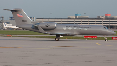 90-0300 - Gulfstream C-20H - United States - US Air Force (USAF)